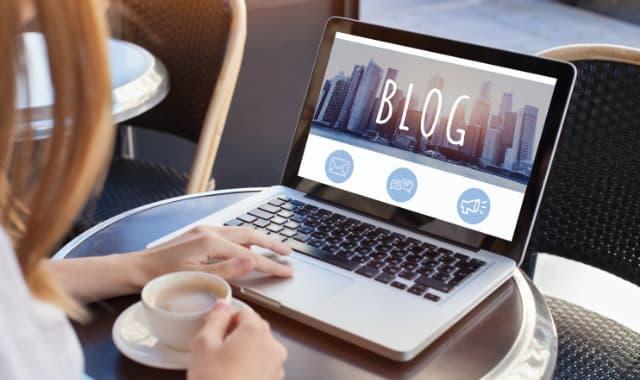 ブログで始める